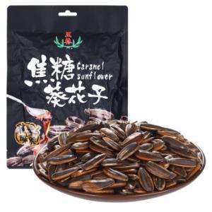 正林休闲零食坚果炒货焦糖葵花子260g/袋*15件 78.5元(需用券,合5.23元/件)