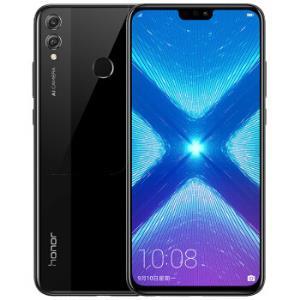 HUAWEI华为荣耀8X智能手机幻夜黑6GB128GB1466元