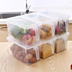 百露冰箱保鲜收纳盒1个装*7件 68.5元(合9.79元/件)