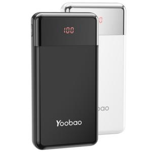 12日0点:Yoobao羽博20W数显充电宝20000mAh 59元包邮(需用券)