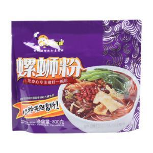 好欢螺螺蛳粉(水煮型)300g 12.9元