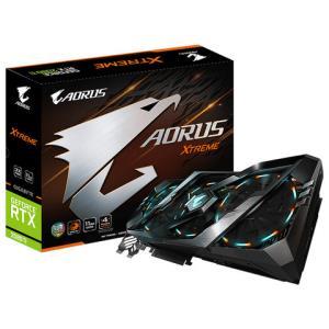 技嘉AORUSRTX2080TiXTREME11GB大雕台式机电脑游戏独立显卡12299元