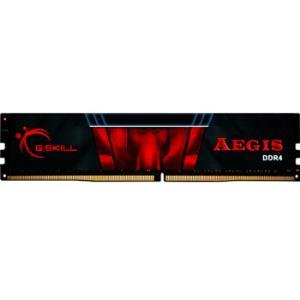芝奇(G.SKILL)16GB2666频率DDR4台式机内存条Aegis/黑红色449元