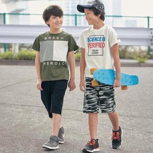 千趣会春夏男童青少年五分裤弹力棉质中裤裤子E6878275.6元