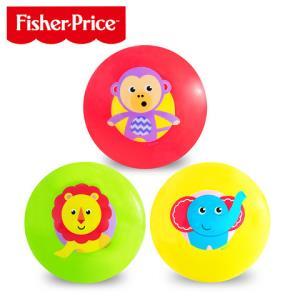 费雪玩具球宝宝手抓球按摩训练布球0-3岁儿童动物认知幼儿小皮球9.9元包邮(需用券)