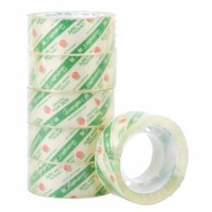 GuangBo广博透明小胶带1.8cm*18米12卷装5.9元包邮(需用券)