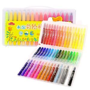 M&G晨光AGMY3229水溶性旋转蜡笔48色*5件 67.5元(双重优惠,合13.5元/件)
