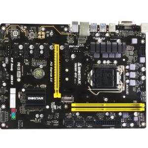 粉丝价:BIOSTAR映泰TB250-BTCPRO主板(IntelB250/LGA1151) 339元包邮