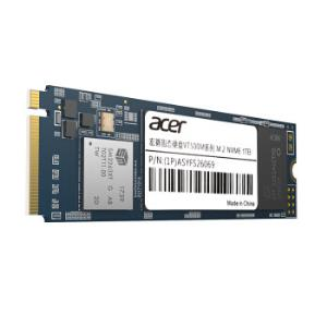 宏�(Acer)1TBSSD固态硬盘M.2接口(NVMe协议)VT500M系列-大容量极速版    729元