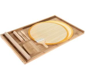 佳驰楠竹擀面板砧板饺子板春节全家福套装*2件129元(合64.5元/件)