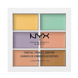 NYX6色修容盘1.5g72.39元