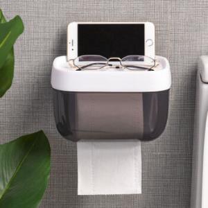 卫生间纸巾盒手机支架双用多款式可选13.6元(需用券)