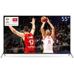 TCL55Q68055英寸4K液晶电视 3689元