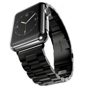 多腾苹果applewatch三珠金属表带 39元包邮(需用券)