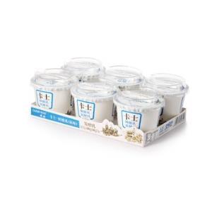 限地区:卡士CLASSY.KISS原味鲜酪乳100g*6杯*10件 144.25元包邮(双重优惠)