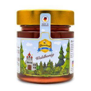 德蜜思(Bienenhaus)德国进口蜂蜜天然森林蜂蜜瓶装315g欧洲进口*2件 88元(合44元/件)
