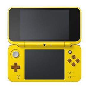 中亚prime会员:Nintendo任天堂New2DSXL皮卡丘版 1190.25元含税直邮