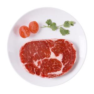 限地区:伊赛巴西眼肉牛排套餐750g/袋5片装*3件 157元(需用券,合52.33元/件)