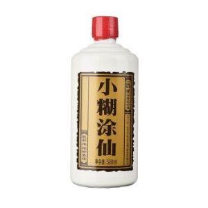 小糊涂仙52度浓香高度白酒500ml六瓶 958元