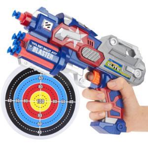 儿童玩具枪软弹枪手动吸盘射击可发射软弹男孩玩具套装 39.9元(需用券)