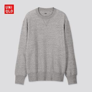 男装运动衫(长袖)418704优衣库UNIQLO 199元