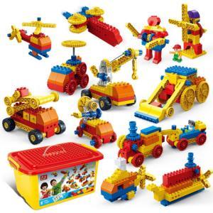 BanBao邦宝益智齿轮积木儿童大颗粒拼装机器人积木拼插玩具3岁++凑单品 168.768元(需用券)