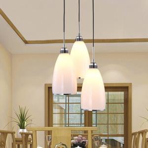 HDLED餐吊灯现代简约餐厅灯时尚创意吧台灯餐吊灯时尚餐厅灯 139元