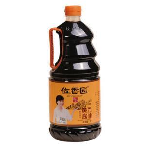 佐香园黄豆酱油1.9L非转基因味鲜酱油调味品*8件 67.58元(合8.45元/件)