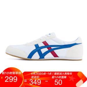 OnitsukaTige鬼冢虎TRACKTRAINERD318N男女运动休闲鞋 280元(需用券)
