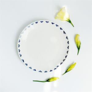 4个装北欧盘子菜盘20cm 26元