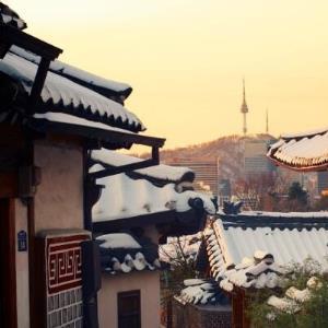 正国庆!无需请假!青岛-韩国首尔 往返含税1408元