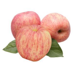 山东烟台栖霞红富士吃的苹果水果新鲜苹果平安果9-12枚整箱约2.5kg42.9元