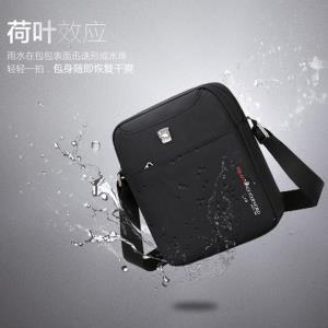 爱华仕单肩包商务斜挎包时尚单肩背包7.9寸平板电脑包 79元