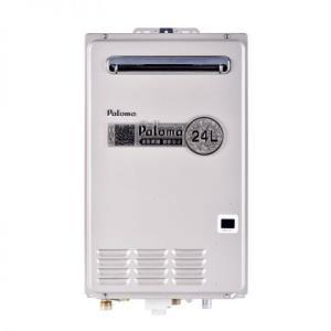 Paloma百乐满24升强排式天然气热水器JSW48-B247WH 10486元