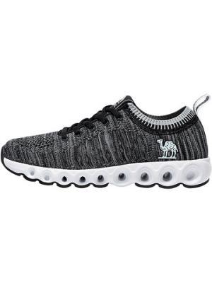 骆驼运动鞋男鞋夏季男士网鞋女士轻便春季减震鞋子网面透气跑步鞋*2件    252元(合126元/件)