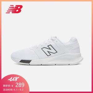 NewBalanceNB官方2019新款女鞋复古鞋WS24WS2白色休闲鞋运动鞋 319元