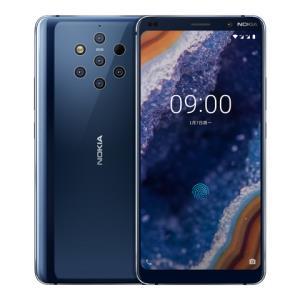 NOKIA诺基亚9PureView智能手机6GB128GB宇宙蓝 4999元