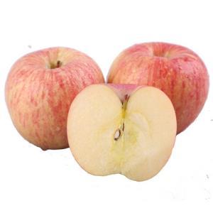 山东烟台红富士水果苹果新鲜一箱装应季吃的5斤批发包邮当季整箱46.9元(需用券)