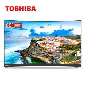 19日0点:TOSHIBA东芝65U6780C65英寸4K曲面液晶电视