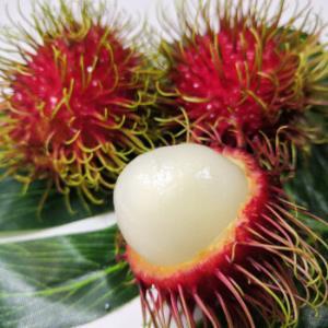 泰国进口红毛丹毛荔枝东南亚当季新鲜热带水果2斤 55元