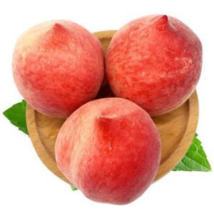 金翁山国产优选水蜜桃5斤 18.8元