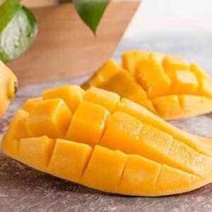鹰嘴芒果2个装单果400g以上新鲜水果*3件 59.01元(合19.67元/件)