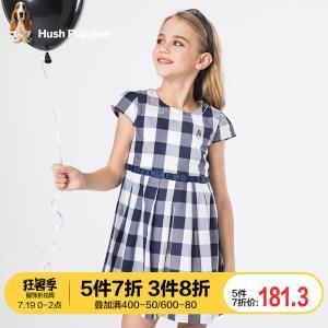 暇步士 女童连衣裙 *5件 856.5元(需用券,合171.3元/件)