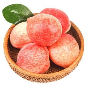 金翁山优选一级水蜜桃净果2.5kg 19.8元