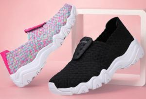 SKECHERS斯凯奇88888017女款运动鞋 215元(需用券)
