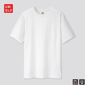 男装圆领T恤(短袖)419571优衣库UNIQLO 79元