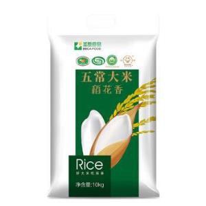 丰原食品五常大米稻花香米东北大米真空包装黑龙江特产10KG*2件    108元(合54元/件)
