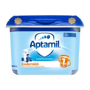 Aptamil爱他美婴幼儿奶粉1+段800g*5件 688.25元包邮(需用券)