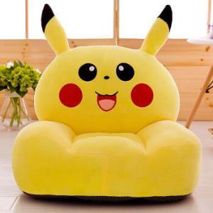 宝宝可拆洗折叠沙发床椅懒人小沙发宝宝榻榻米坐椅 56.8元(需用券)