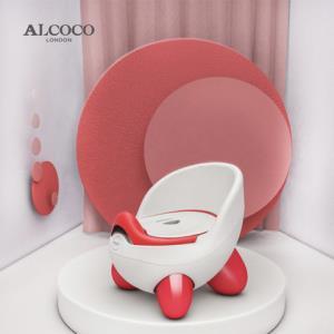 英国ALcoco儿童蛋蛋坐便器便凳加大号宝宝婴幼儿小孩马桶便尿盆50元(需用券)